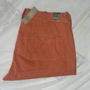 J.crew slim fit pants w32l34